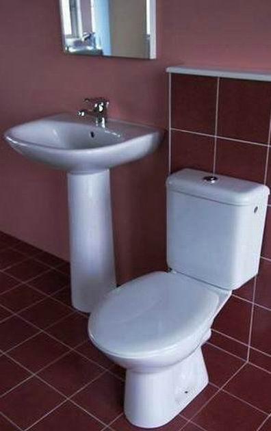 Сиденье для унитаза JIKA