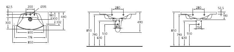 IDEAL STANDARD — Полотенцедержатель Motion Ideal Standard, B 5317 ...