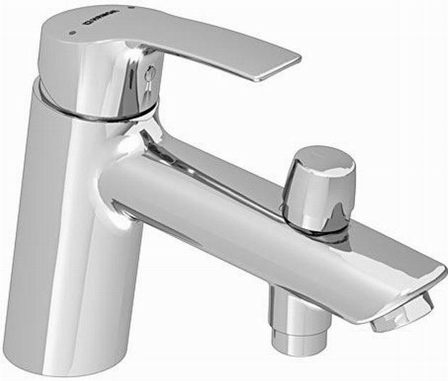 Купить смеситель врезной в ванну Дизайн-решетка Geberit  154.457.00.1